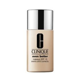 Clinique Even Better Foundation SPF 15 WN 124 Sienna (D) 30 ml