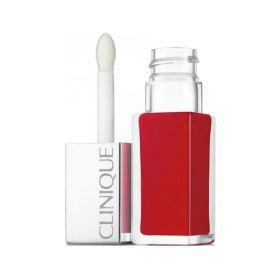 Clinique Pop Liquid Matte Lip Colour + Primer 02 Flame Pop 6 ml
