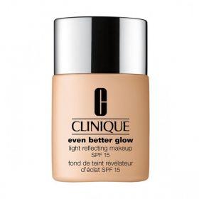 Clinique Even Better Glow Foundation SPF 15 WN 114 Golden 30 ml (huidtype 2 & 3)