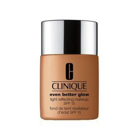 Clinique Even Better Glow Foundation SPF 15 WN 124 Sienna 30 ml (huidtype 2 & 3)