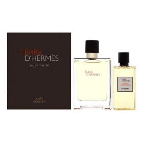 Hermès Terre d'Hermès Giftset EDT 100 ml + Showergel 80 ml