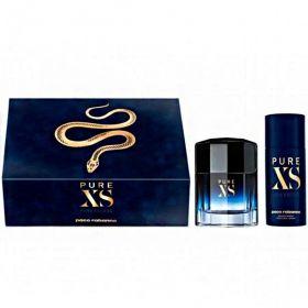 Paco Rabanne Pure XS Giftset EDT 100 + Deospray 150 ml