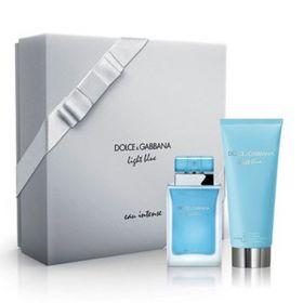 Dolce & Gabbana Light Blue Eau Intense Giftset EDP 50 ml