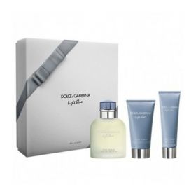 Dolce & Gabbana Light Blue pour Homme Giftset EDT 125 ml