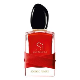 Armani Si Passione Red Maestro 100 ml eau de parfum spray