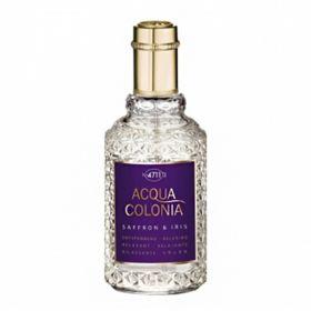 4711 Acqua Colonia Saffron & Iris 50 ml eau de cologne spray