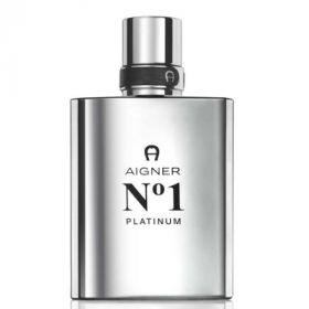 Aigner N°1 Platinum pour Homme 50 ml eau de toilette spray
