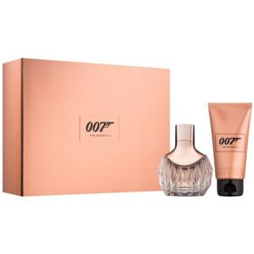 James Bond for Women II Giftset EDP 30 ml + Bodylotion 50 ml