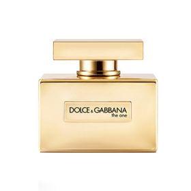 Dolce & Gabbana The One Gold Edition 75 ml eau de parfum spray