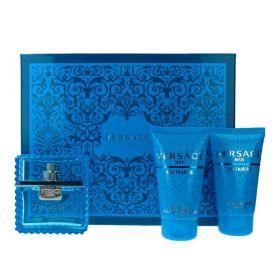 Versace Man Eau Fraîche Giftset EDT 50 ml + Showergel 50 ml