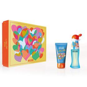 Moschino I Love Love Giftset EDT 30 ml + Bodylotion 50 ml