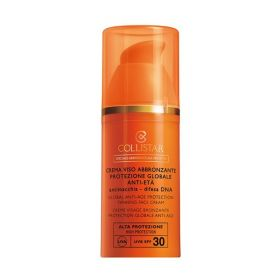 Collistar Globale Anti Age Prot Tanning Face SPF 30 50 ml