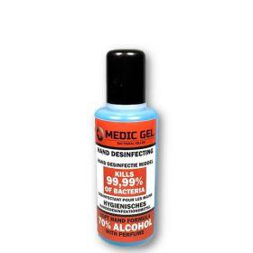 Medic Gel Hand Desinfectie Middel Desinfectie Handvloeistof 100 ml